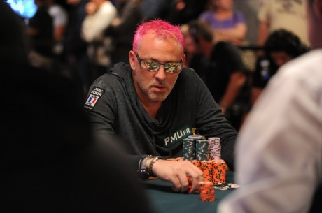 World Poker Tour Grand Prix de Paris Dia 1B: Darcourt vai à Frente
