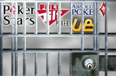 Pogledajte novu listu poker prognanika