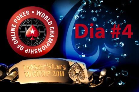 WCOOP 2011 - Mais uma Bracelete para a Rússia