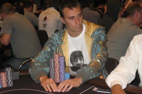 Russian Poker Series Kijów - Dzień 1