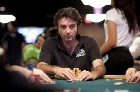 Epic Poker League - Fabrice Soulier Lidera à Entrada do Dia 3