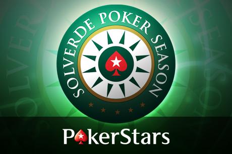 PokerStars Solverde Poker Season: Super satélite dá 26 entradas
