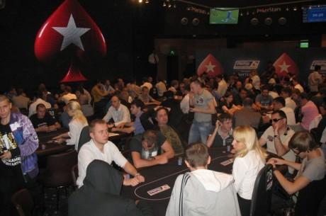Russian Poker Series Kijów - Dzień 2