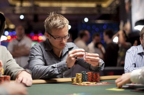 Jacobson spelar WPT Grand Prix de Paris final