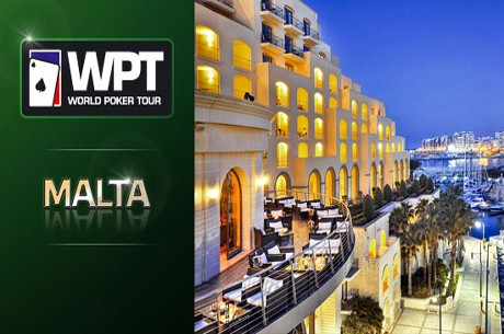 WPT Malta blir re-entry turnering - Få $50 gratis via PokerNews