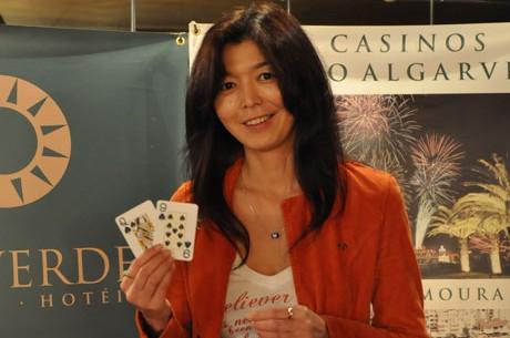 Gulbanu Sapabekova Vence PokerStars Solverde Poker Season #8