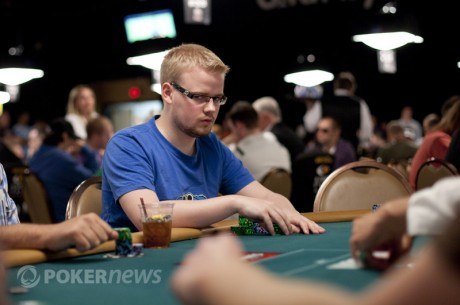 WCOOP dag 9: Mickey Petersen nytt Team PokerStars medlem