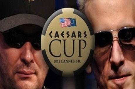 Caesars Cup je opet tu: Elky i Hellmuth kapiteni