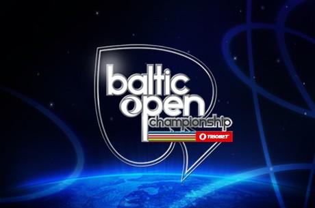 Lunasta Baltic Open Championship turniiripääse!