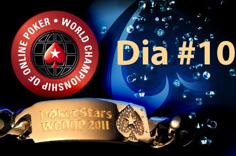WCOOP 2011 - Machine no Dia 2 do #28 & Noah Boeken Ganha Bracelete