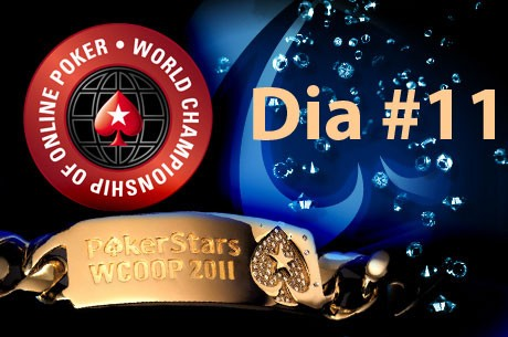 WCOOP 2011 - Dr.Machine ITM no #28 e Mais Braceletes Entregues