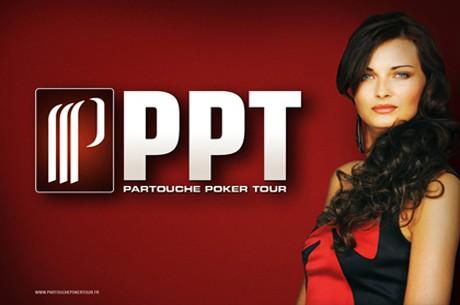 Turenic och Johansson utslagna ur Partouche Poker Tour