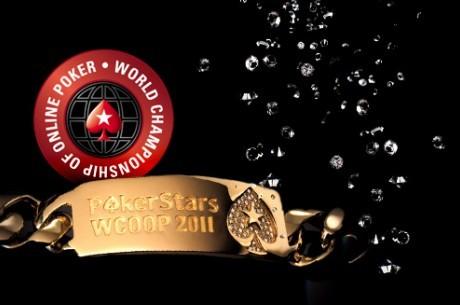WCOOP 2011 Deň 12: Rozdané ďalšie 4 náramky