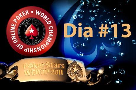 WCOOP 2011 - Dan Kelly Ganha Bracelete De Novo IP