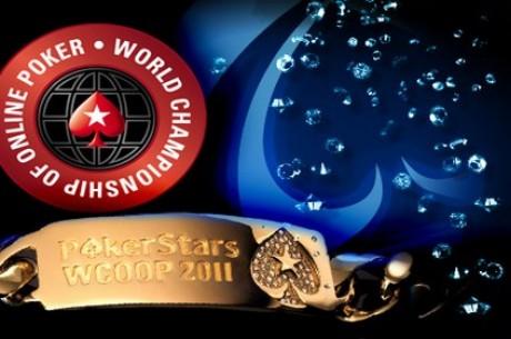 WCOOP 2011: Две победы за одну ночь - у России уже восемь...