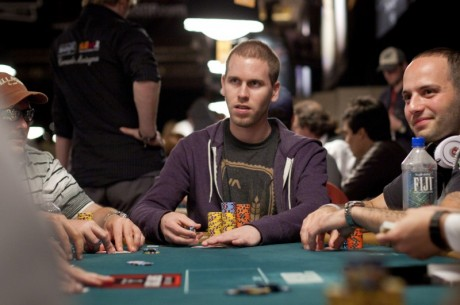 WPT Borgata Poker Open dag 1b: Madsen leder med re-entry