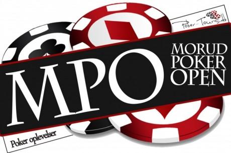D.A.P.T: Morud Poker Open Nu På Lørdag!