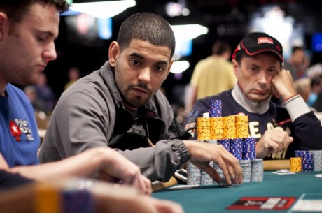 2011 World Poker Tour Borgata Poker Open Day 2: Williams Jumps into Lead