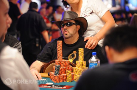 The WSOP on ESPN: Bach in the Driver's Seat on Day 5