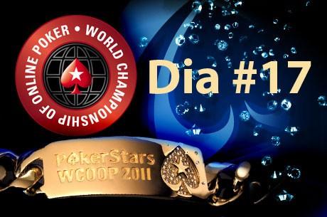 WCOOP 2011 - Colômbia e Inglaterra Conquistam Braceletes