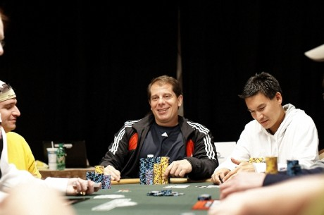 2011 World Poker Tour Borgata Poker Open Day 3: Failla Going for Second WPT Title