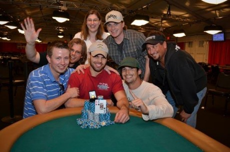 2011 World Series of Poker Circuit Horseshoe Bossier City Results