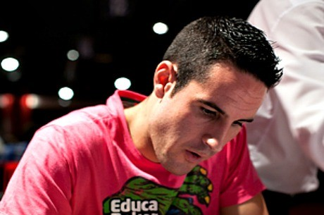 Estrellas Poker Tour - Manuel Martínez à frente