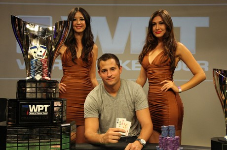 World Poker Tour Malta 2011  Dia 4: November Niner Matt Giannetti é o vencedor!