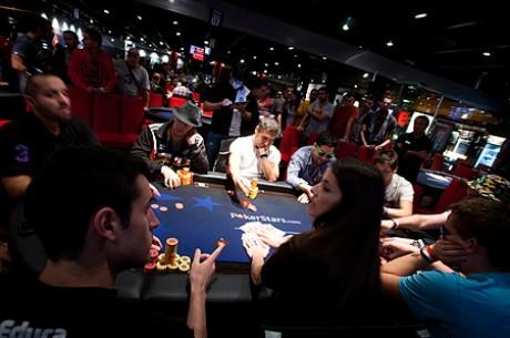 Estrellas Poker Tour Ibiza  - Polak przy stole finałowym