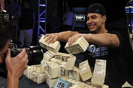 Bobby Oboodi World Poker Tour Borgata Poker & $922,441