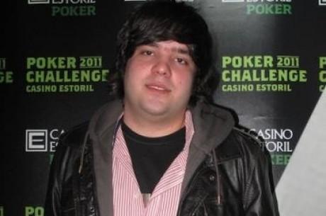 Pedro Skyboy Oliveira vence Estoril Poker Challenge
