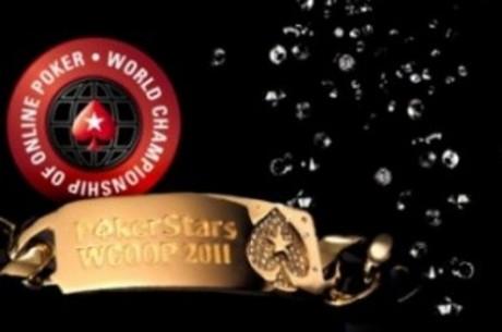 WCOOP 2011: У России 10 браслетов, Курсевич пятый в Мain Event!