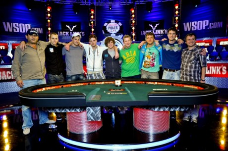 Does Matt Giannetti's Recent World Poker Tour Victory Translate to November Success?