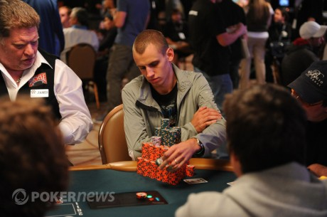 The WSOP on ESPN: Phil Collins Unstoppable on Day 6