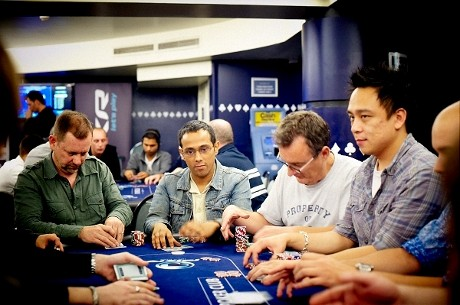 Fox Poker Club Main Event Starts Saturday