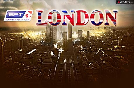 EPT Londýn, Den 1a: Doyle Brunson na svém prvním EPT!