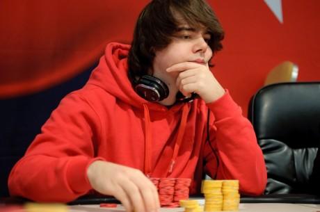 2011 PokerStars.com European Poker Tour Lontoo päivä 1b: Spindler kärjessä