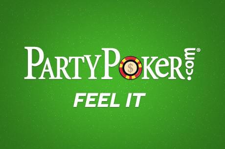 Partys: Bankroll Booster, WPT-pakett ja kohad PokerFestile