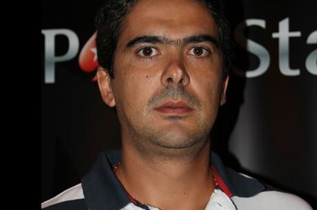 Sérgio Marques Lidera Dia 1b PokerStars Solverde Poker Season
