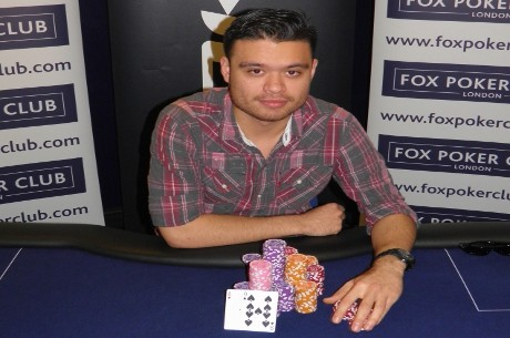 Danny Blair Wins Fox Poker Club Main Event