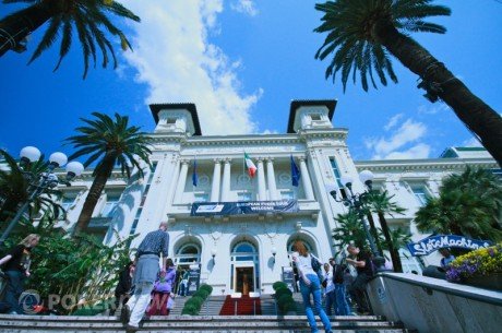 PokerNews Jet Set: San Remo, Italy