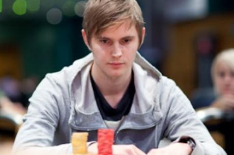 Bergström leder PokerStars EPT London inför dag 5