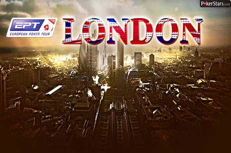British Quartet In Last 24 of EPT London Main Event