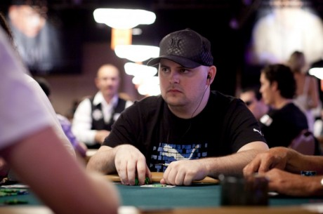 Día 1 del 2011 PokerStars.com European Poker Tour London High Roller: Sam Stein, líder