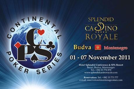 Continental Poker Serija u Crnoj Gori u Zagrevanju!