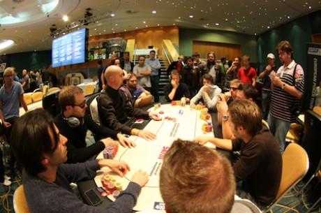 European Poker Tour London: Сформовано фінальний стіл, Гуртовий...