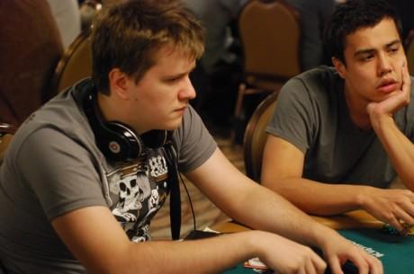 WSOPE 2011 startuoja: Domcė neužtrunka pirmajame turnyre
