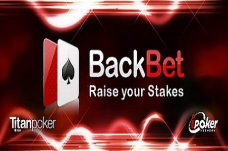 Try the New BackBet Tables at Titan Poker