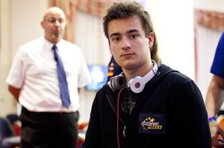 2011 WSOPE Event # 1, день 1: Гуенан чіплідер