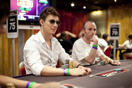 Wigg & Sundell i pengarna i WSOPE Event #1 €2,5k NLHE 6-max